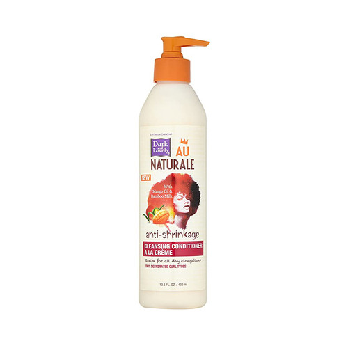 Au Natural Anti-Shrinkage Cleansing Conditioner A La Creme