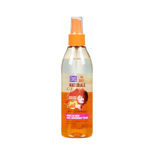 Au Naturale Twice As Nice Curl Refresher Spray