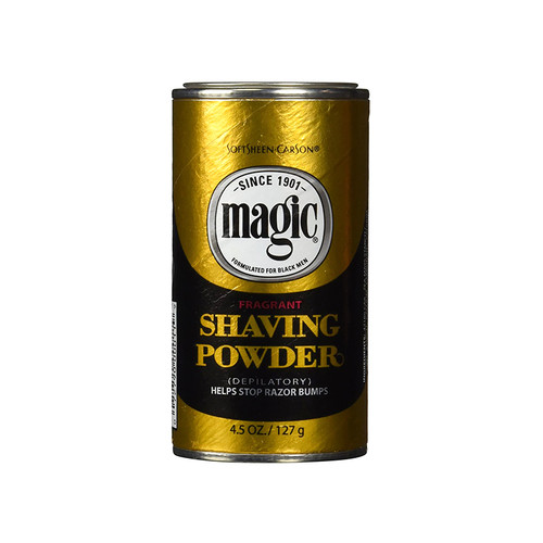 Fragrant Shaving Powder