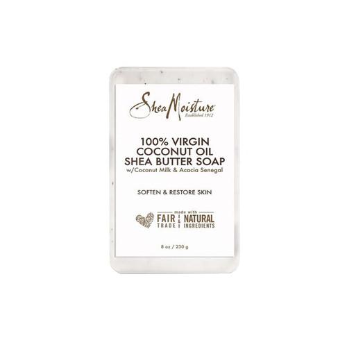 100% Virgin Coconut Oil Shea Butter Soap