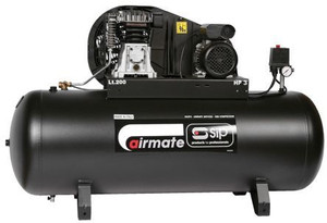SIP 200L AIR COMPRESSOR (3HP)