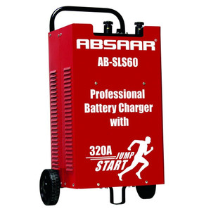 ABSAAR AB-SLS60 BATTERY CHARGER/BOOSTER