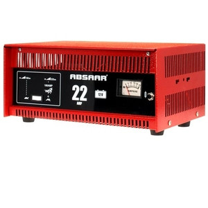 ABSAAR PROFESSIONAL 22 AMP 12V BATTERY CHARGER