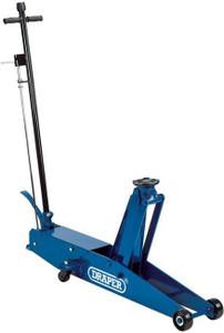 DRAPER 2 TON TROLLEY JACK (HIGH LIFT)