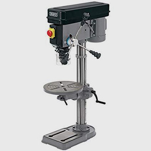 DRAPER 16 SPEED PILLAR DRILL