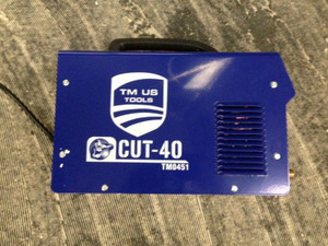 TM US CUT40 PLASMA CUTTER