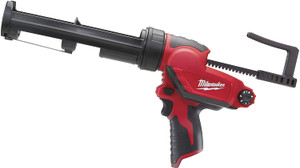 Milwaukee C18 PCG/600A-201B M18 600ml Caulking Gun Aluminum Tube