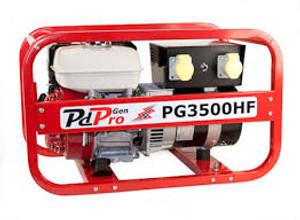 PG3500HF 3.5KVA HONDA GENERATOR