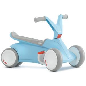 BERG Go2 Ride On Pedal Kart Blue