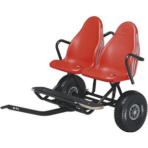 Two-Seater PLUS Multi purpose Trailer by BERG Toys
