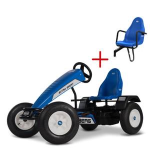 Berg Extra Sport Blue BFR Go-Kart