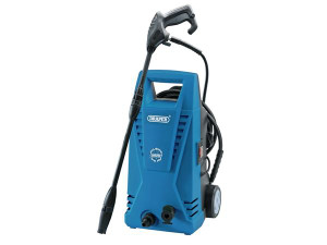 Draper Pressure Washer with Total Stop Feature (1500W)