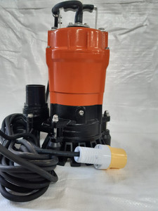 "Roccia 2"" Submersible Aluminium Casing Solid Handling Heavy Duty Pump"