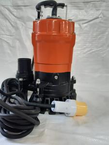 "Roccia 2"" Submersible Aluminium Casing Solid Handling Heavy Duty Pump"