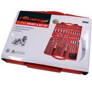 Neilsen CT1718  Socket and Bit Tool Set - 171pc