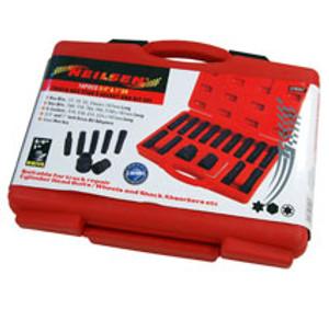 Neilsen, CT0357  Hex / Star Bit and E-Socket Set - 16pc