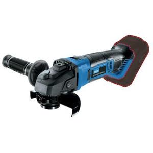 "Draper Tools Angle Grinder ""Storm Force"" Bare 115mm 20V PLUS 20V Charger and 4amp Battery Pack"