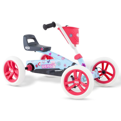 BERG Buzzy Bloom Ride On Pedal Kart