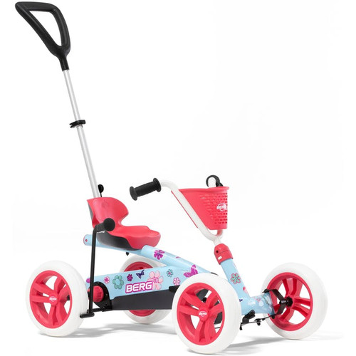 BERG Buzzy Bloom 2-in-1 Ride On Pedal Kart