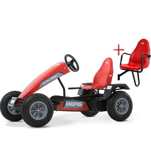 Berg Extra Sport Red BFR Go-Kart
