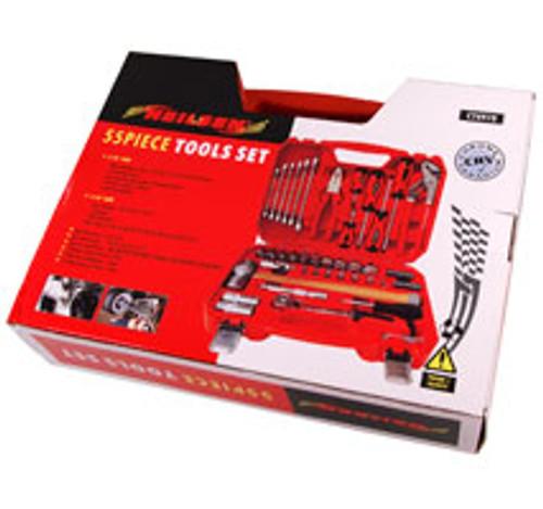 Neilsen, CT0978  Tool Set - 55pc