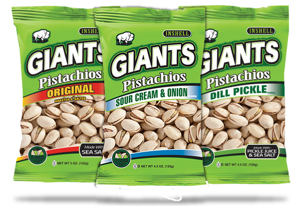 Build Your Own Pistachios Variety Pack