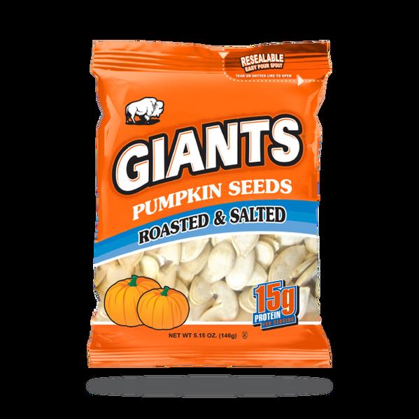 Salted Pumpkin Seeds