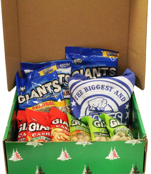 Holiday Gift Box (Free T-Shirt)