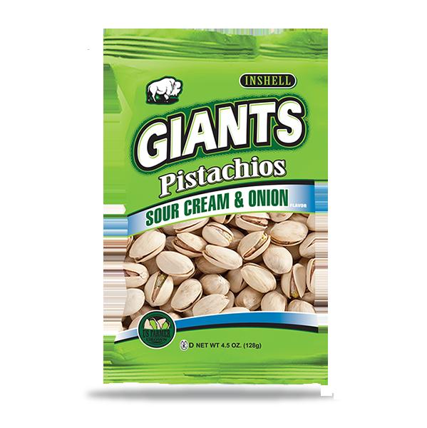 (Promo) Sour Cream and Onion Pistachios (1 bag)
