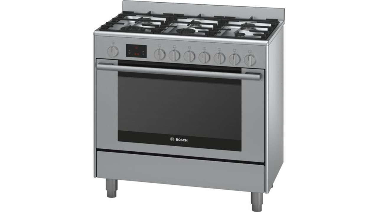 Bosch HSB738357A Gas Cooktop Electric Oven 900mm