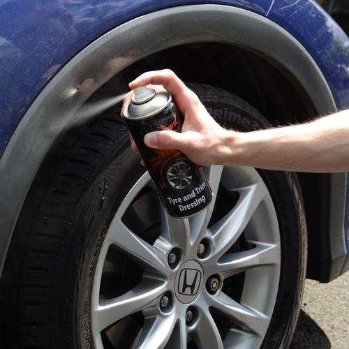 Tyre & Trim Dressing