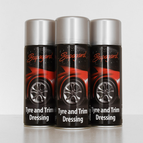 Tyre & Trim Dressing - 3 Pack
