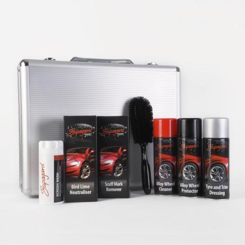 Executive Car Care Kit