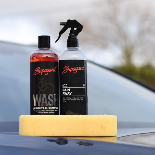 Shampoo & Rain Away Kit