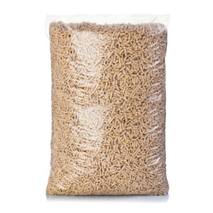 Wood Pellets in clear packaging - Full Pallet