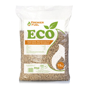ECO Wood Pellets (EN+A1, BSL) - Full Pallet