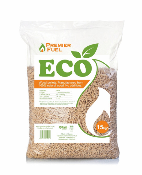 New Premium product-  Eco prom Premium Fuel.  EN+A1 and BSL approved.  £220
