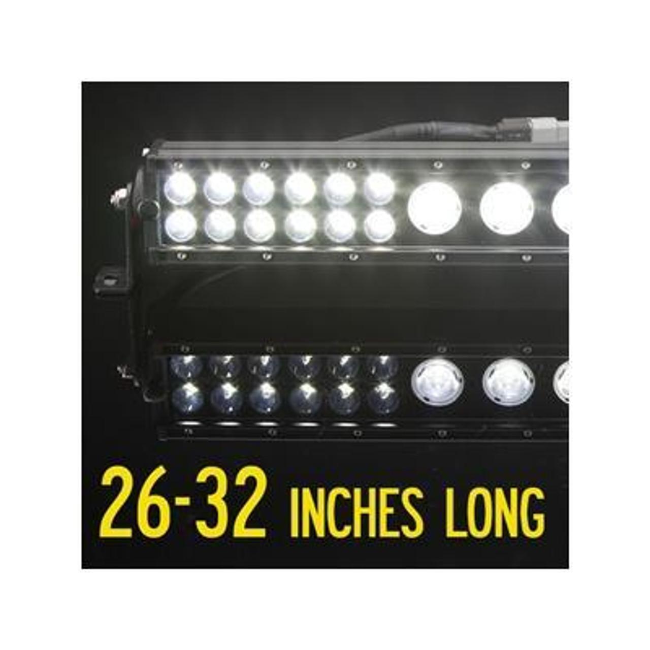 26 32 Inch Long Led Light Bar Selection