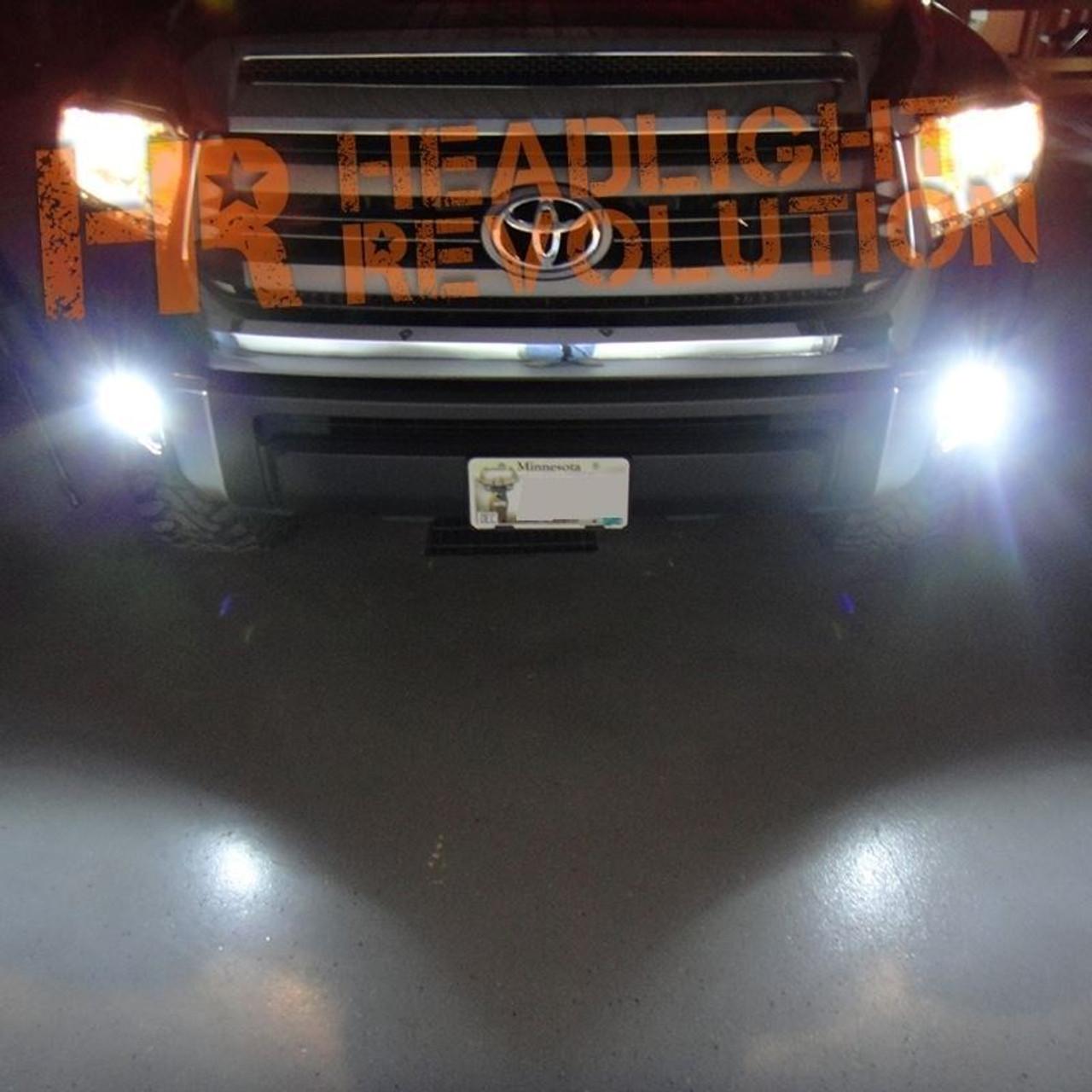 2014 2020 Toyota Tundra Led Fog Light Bulb Upgrade Gtr Lighting Ultra Series Cx