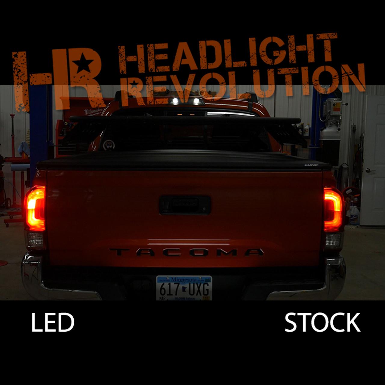 2016 2018 toyota ta a led rear brake light bulbs kit headlight 2005 Toyota Camry Tail Light 2016 2018 toyota ta a led rear brake light bulbs kit