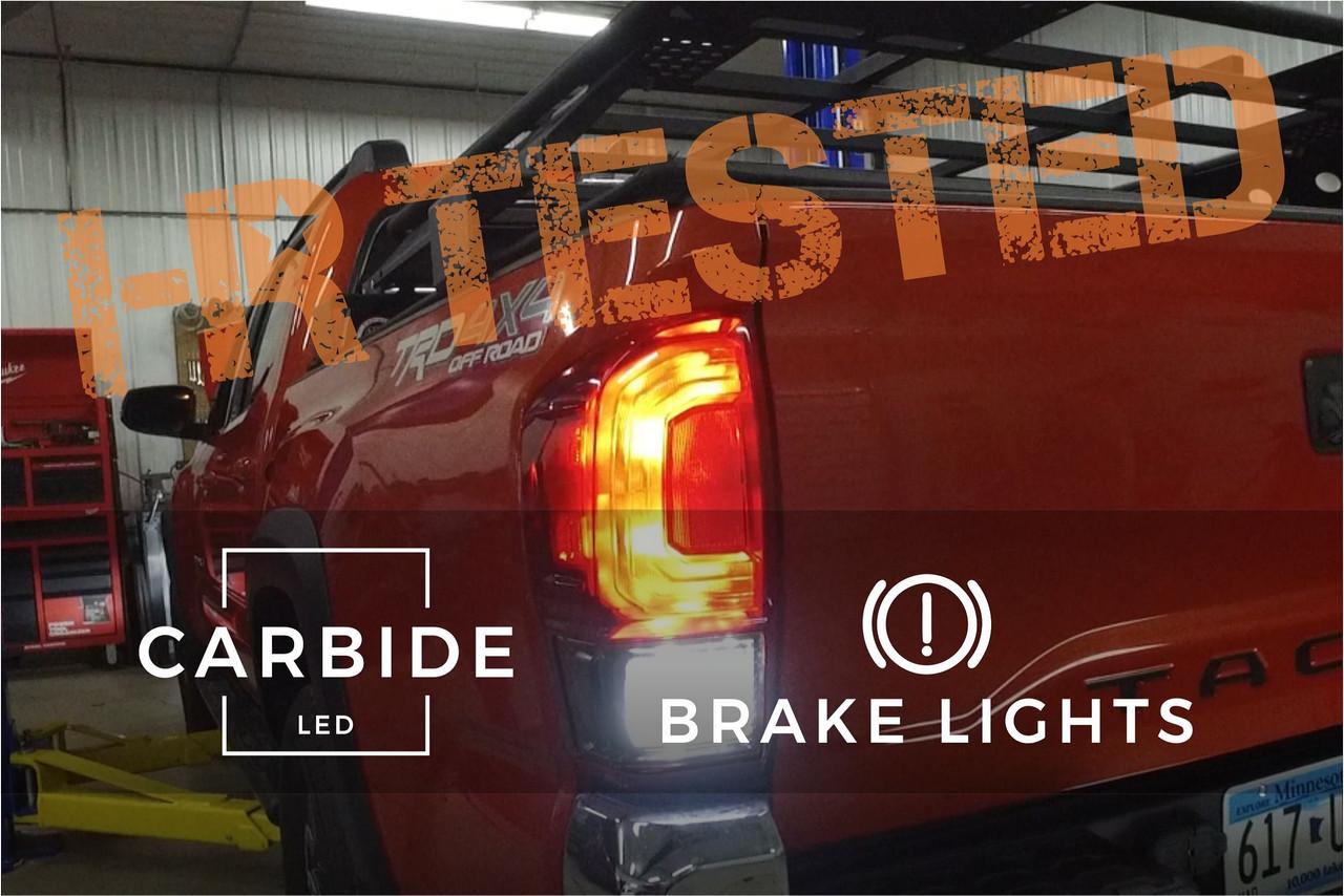 2016 - 2020 Toyota Tacoma LED Brake Lights