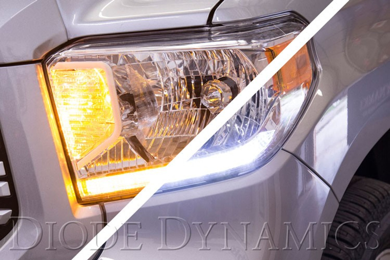 2014-2017 Toyota Tundra Switchback LED DRL Boards
