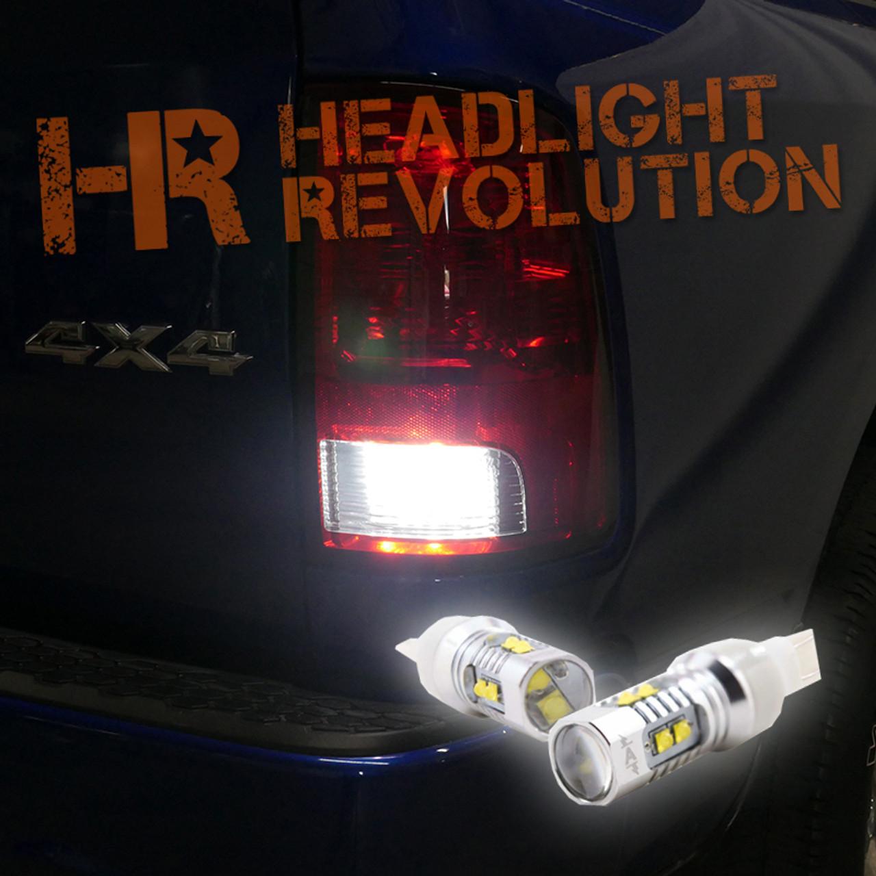 2009 2018 Dodge Ram Led Reverse Bulbs Upgrade Headlight Revolution. 2009 2018 Dodge Ram Led Reverse Bulbs Upgrade. Dodge. Dodge Tail Light Harness Flat At Scoala.co