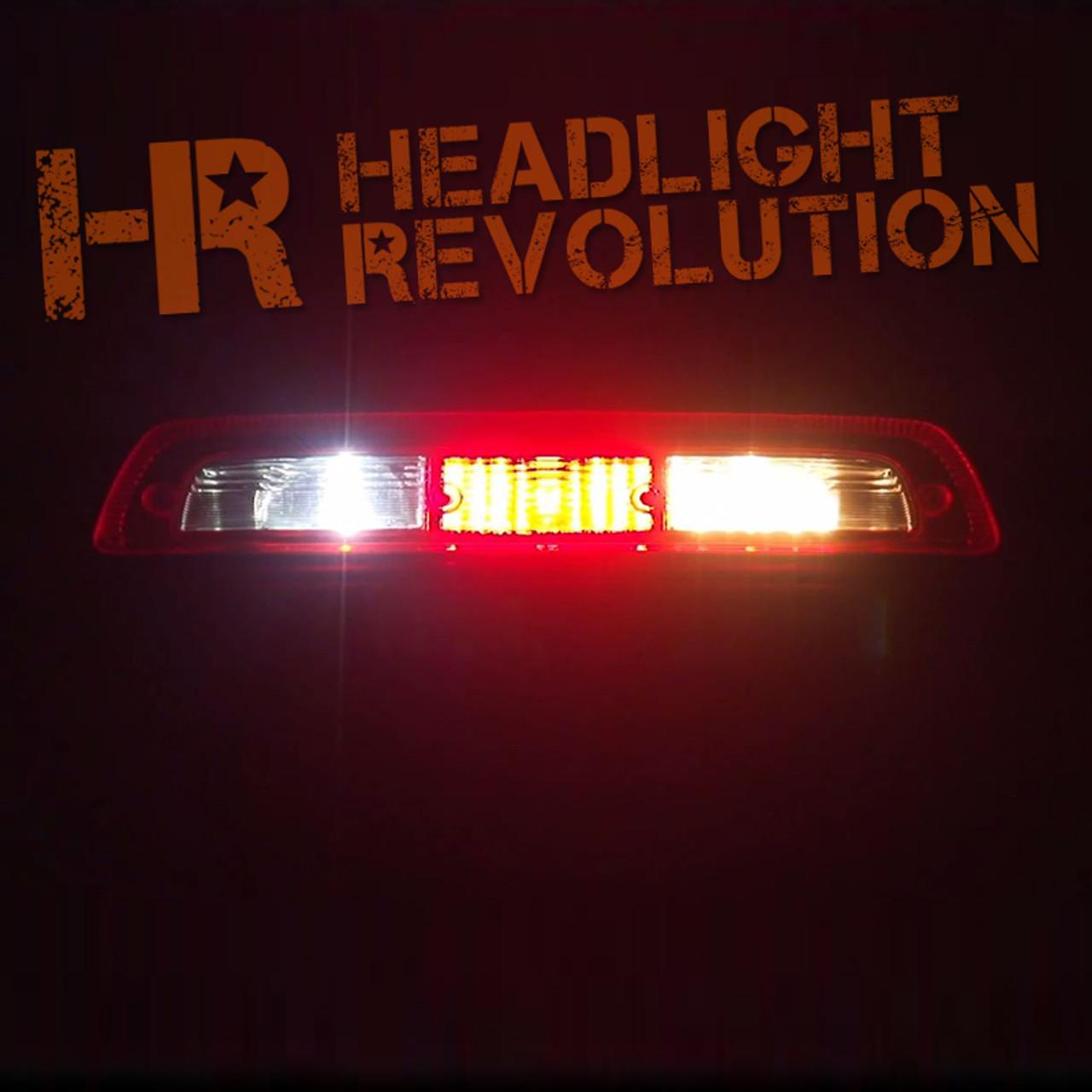 17 Super Duty Cargo And 3rd Brake Light Kit Headlight Revolution