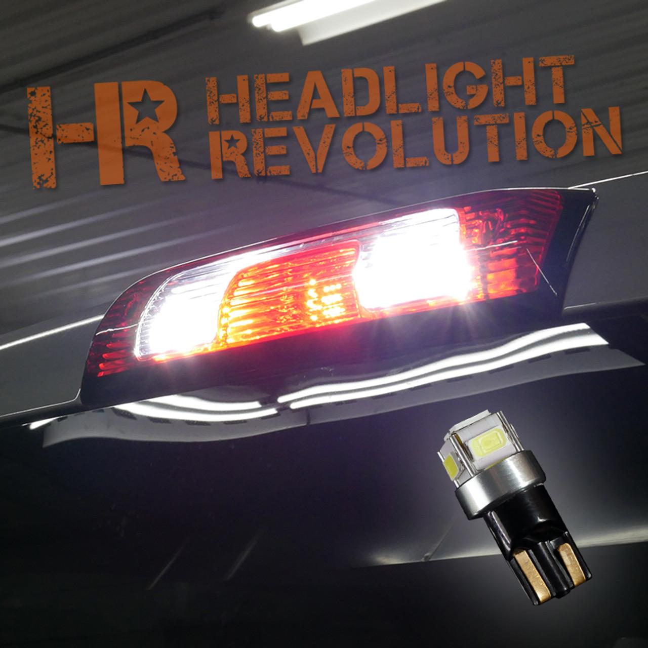 LED 3rd Brake Light for Chevy Silverado GMC Sierra High Mount Reverse Light Rear Tail Light