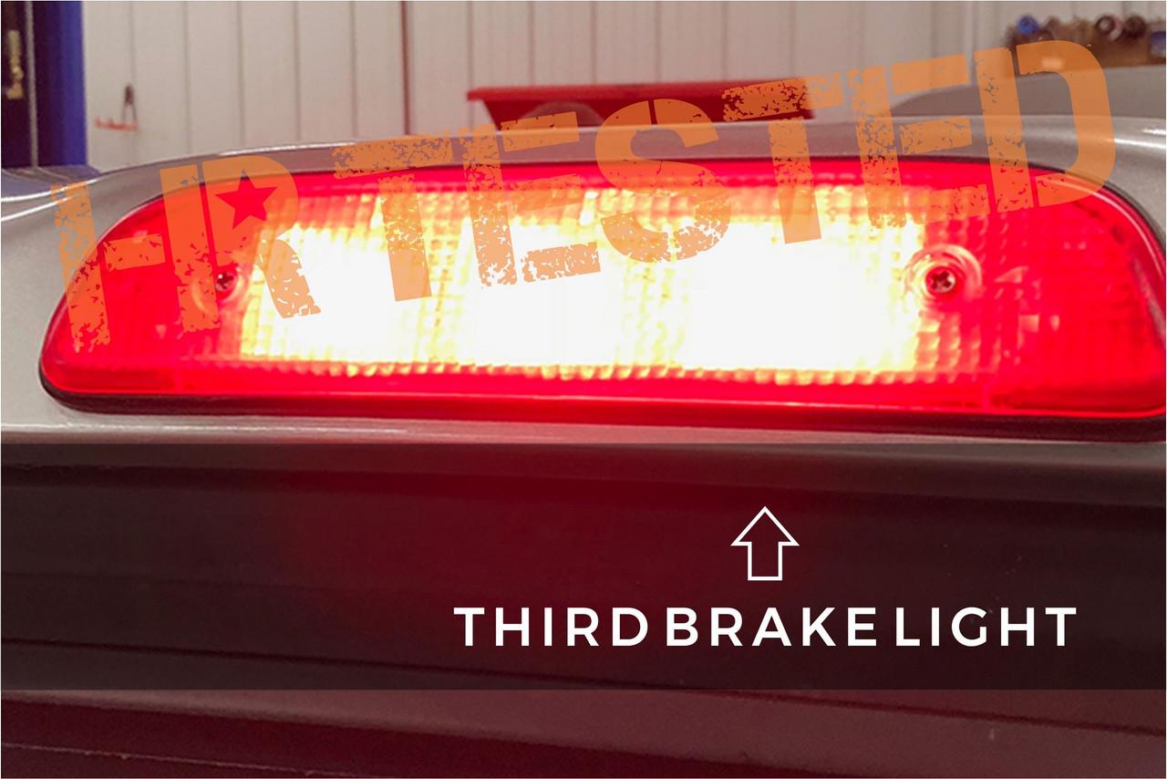 2001 2004 Toyota Tacoma Led 3rd Brake Light Bulbs Headlight Revolution