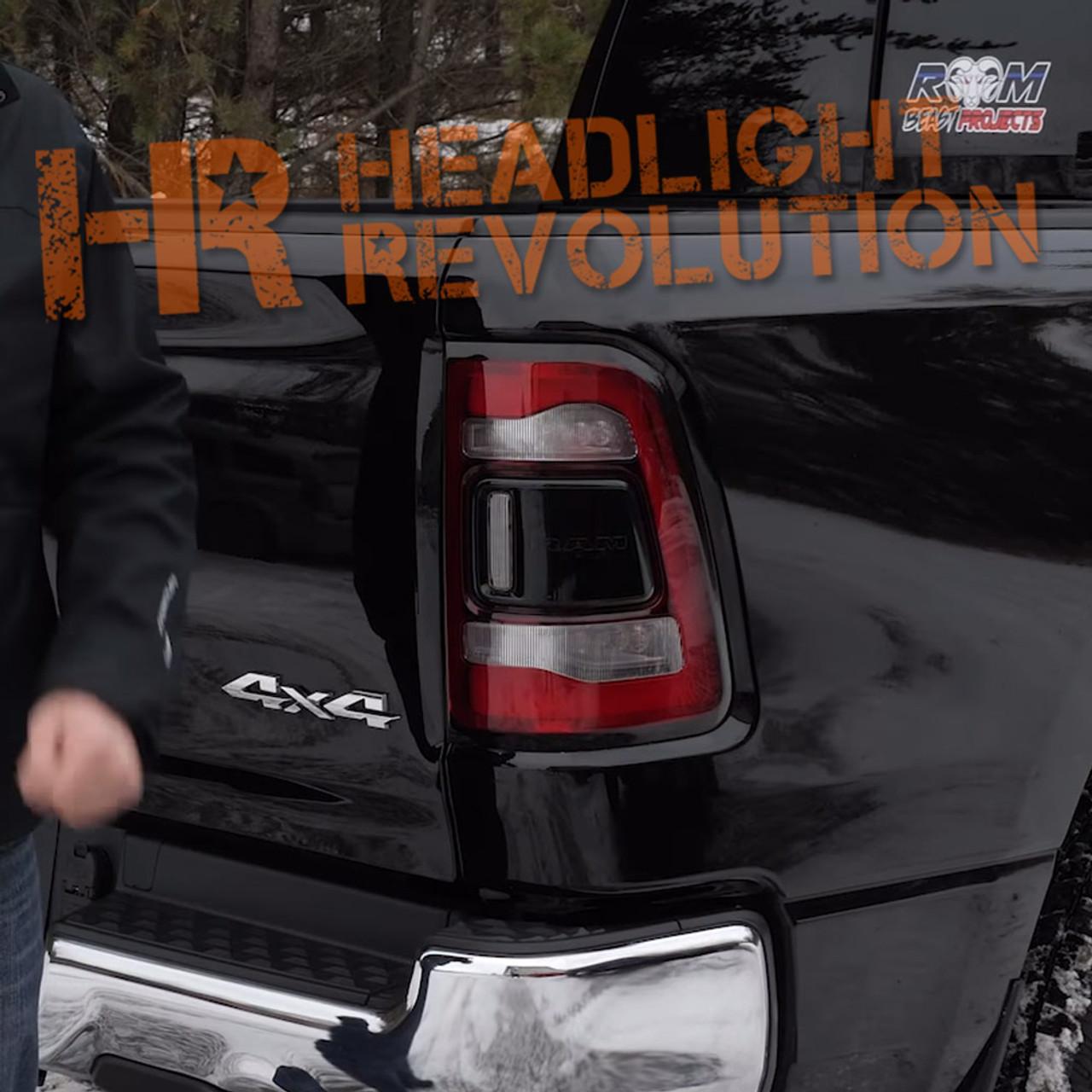 2019 Ram 1500 Oem Led Tail Lights