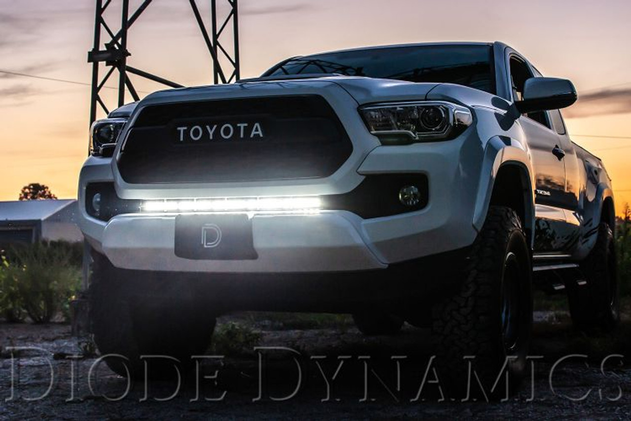 Bars In Tacoma >> 2016 2019 Toyota Tacoma Stealth Light Bar Kit