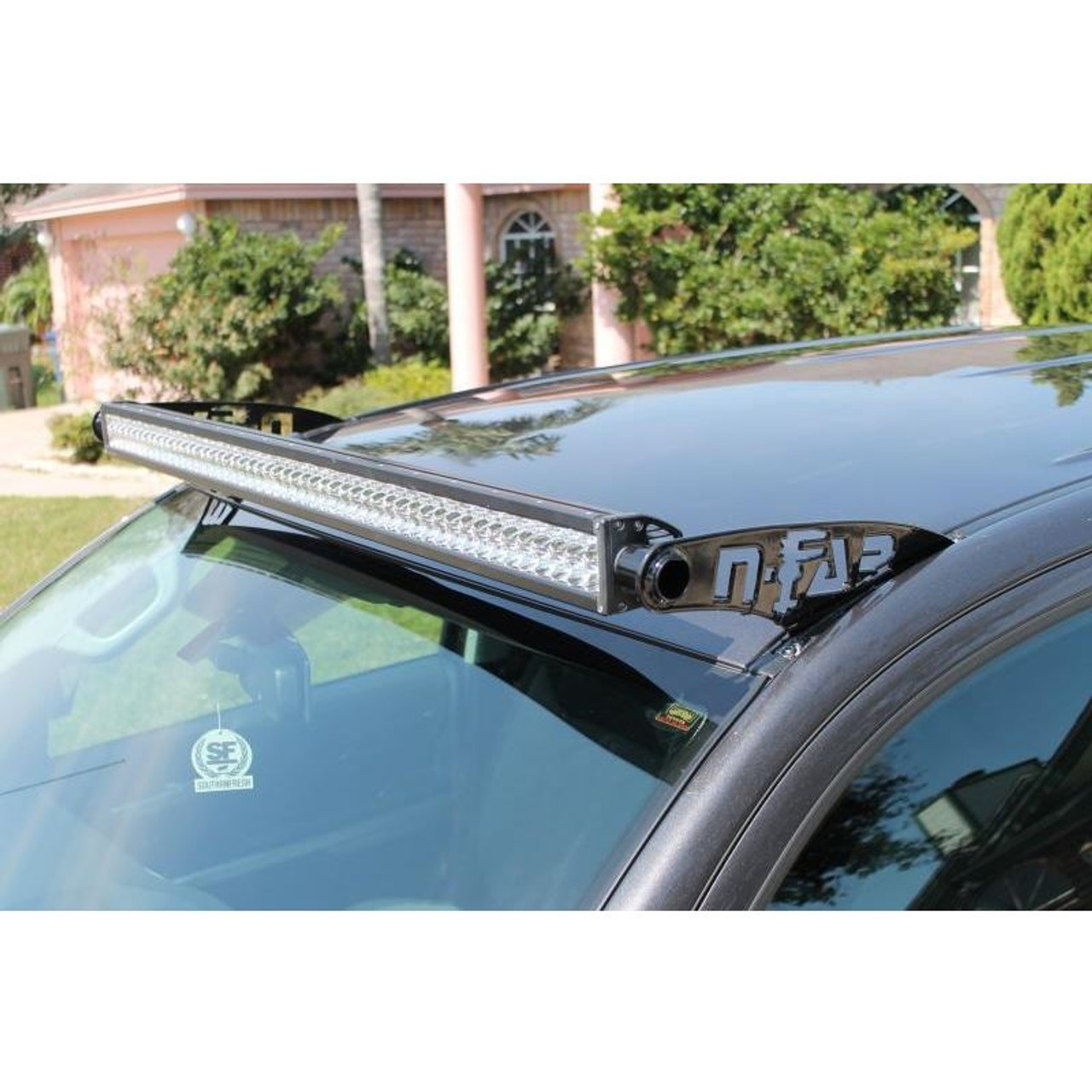 N Fab 2014 2017 Toyota Tundra Roof Mounted Led Light Bar