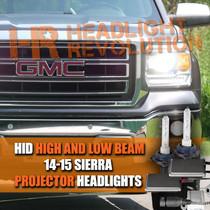 HID Headlight Bulb Upgrades
